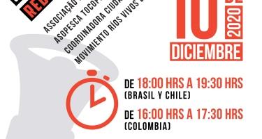 Invitación al lanzamiento público de la Red de Comunidades Impactadas por el BID