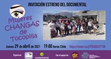 Reserva la fecha: Estreno Documental
